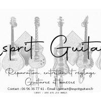 Esprit Guitare - Réparation, entretien, réglage, customisation de guitares et basses